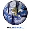 logo we the world